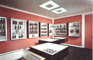 Le musée en 1972